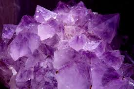 Amethyst enhances intuition.