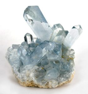 Celestite enhances intuition