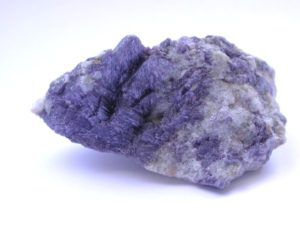 Dumortierite increases self-love