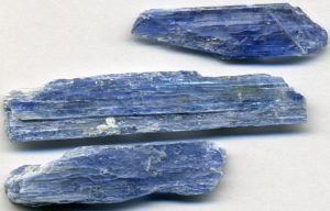 Kyanite helps enhance intuition