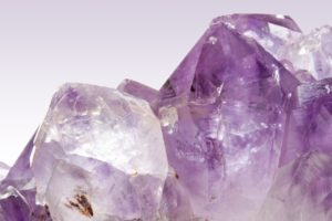 Lilac Amethyst brings love