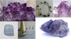 Love Purple by My Elixir Jewelry Co.